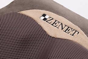 Массажная подушка Zenet ZET-725 с инфракрасным прогревом, фото 2