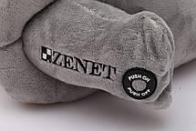 Массажная подушка для путешествий  Zenet ZET-742, фото 2