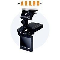 Автомобильный видеорегистратор DVR 198 HD 2.5 lcd