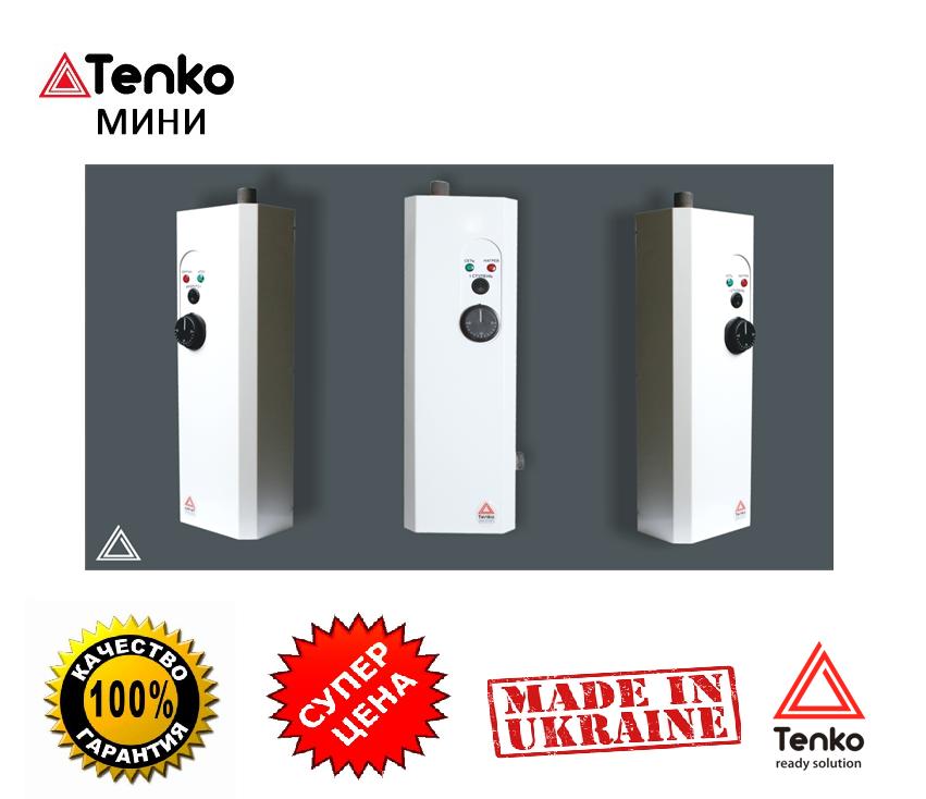 Электрокотел Tenko Эконом 12 380 одноконтурный, настенный
