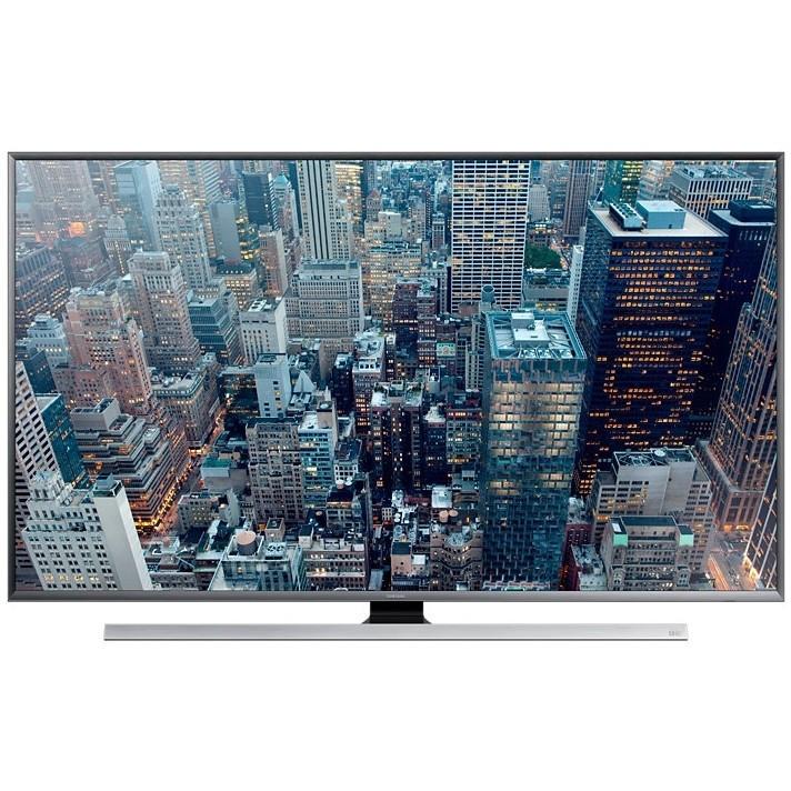 Телевизор Samsung UE55JU7000 (1300Гц, Ultra HD 4K, Smart, Wi-Fi, 3D, ДУ Touch Control)
