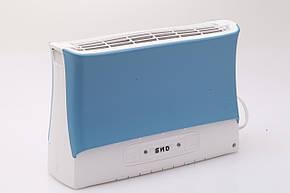Очиститель ионизатор воздуха Супер Плюс Био голубой, фото 2