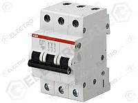 2CDS213001R0504 Защитный выключатель 50А  ABB SH203-C50, тип C