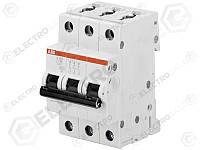 2CDS253001R0504 Защитный выключатель 50А  ABB S203-C50, тип C