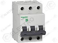 EZ9F34325 Выключатель автоматический 25А  Schneider Electric EZ9F34325 Easy9, 3p
