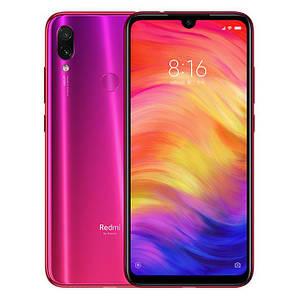 Смартфон Xiaomi Redmi Note 7 4/128Gb (Nebula Red) Global Version