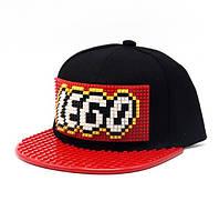 Кепка Lego Cap Лего Черная