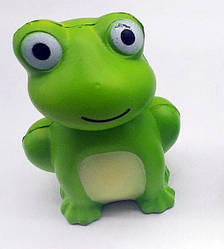 Сквиш-антистрес жаба