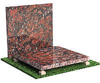 Плитка полірована гранітна Капустинська, фото 1