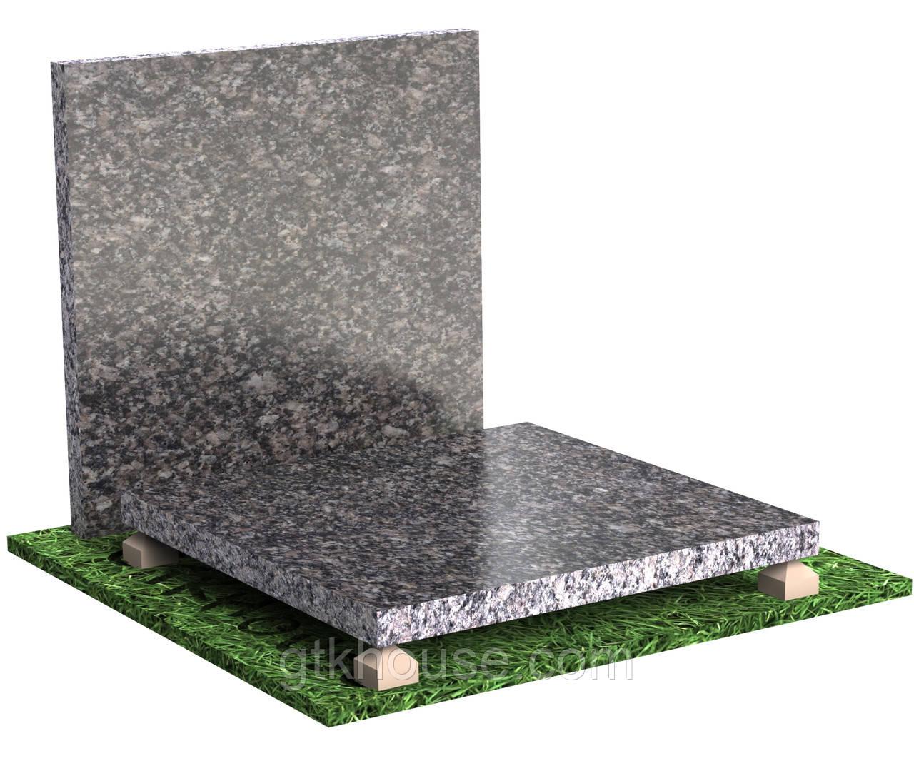Плитка полірована гранітна Старобабанинская