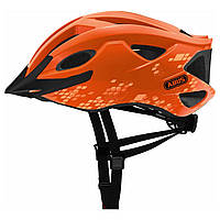 Шлем велосипедный ABUS S-CENSION L Diamond Orange 133534
