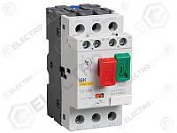 DMS11-001 Автомат защиты двигателя 0,63-1А IEK ПРК32-1