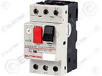 P004004 Автомат защиты двигателя 4-6,3А E.Next e.mp.pro.6,3; 4-6,3А