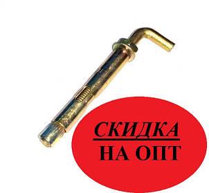 Анкер с прямым (Г-образным) крюком