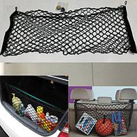 Сетка карман в багажник автомобиля 82*30 см