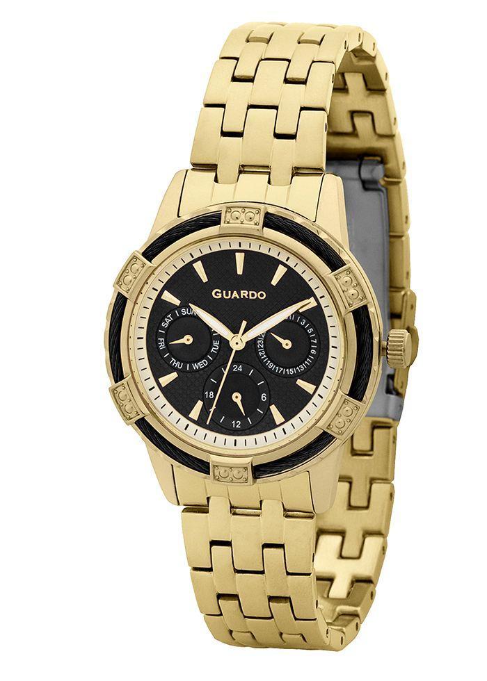Часы женские B01356-2 золотистые