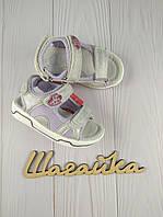 Босоножки детские на девочку сандали 20 Том.М (13,7  см), фото 1