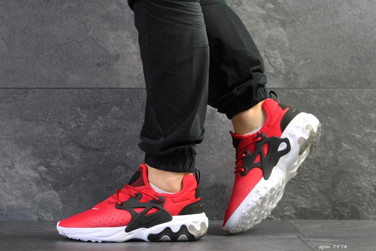 Кроссовки мужские Nike Presto React. ТОП качество!!! Реплика класса люкс