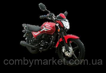 Мотоцикл Spark SP150R-11 красный
