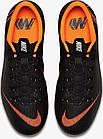 Детские Бутсы Nike Mercurial VaporX 12 Academy GS FG/MG AH7347-081 (Оригинал) , фото 4