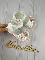 Босоножки детские на девочку сандали 23-24  (14,5-15 см), фото 1