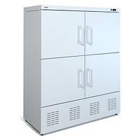 Шкаф холодильный глухой МХМ комбинированный ШХ-800