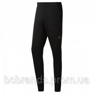 Мужские брюки reebok WORKOUT MELANGE DOUBLEKNIT (АРТИКУЛ:DP6165)