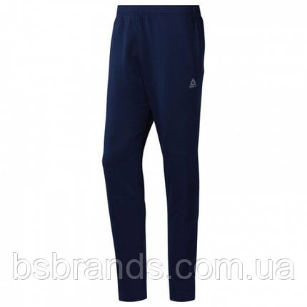 Мужские брюки reebok TRAINING ESSENTIALS CUFFED (АРТИКУЛ: DU3753), фото 2
