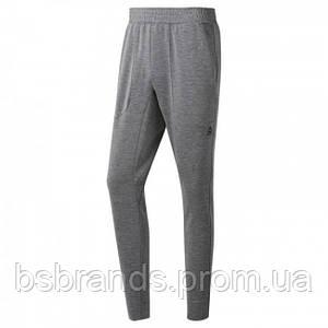 Мужские брюки reebok WORKOUT MELANGE DOUBLEKNIT (АРТИКУЛ: DU2205)