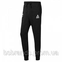 Мужские брюки reebok UFC FAN GEAR (АРТИКУЛ:DQ2117), фото 2