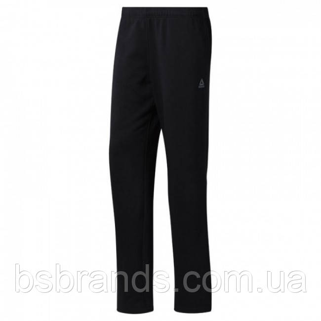 Мужские брюки reebok TRAINING ESSENTIALS FRENCH TERRY OPEN HEM (АРТИКУЛ: DU3754)