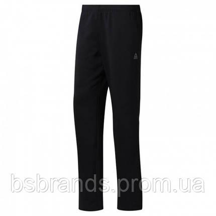 Мужские брюки reebok TRAINING ESSENTIALS FRENCH TERRY OPEN HEM (АРТИКУЛ: DU3754), фото 2