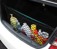 Сетка карман в багажник автомобиля 100х38 см