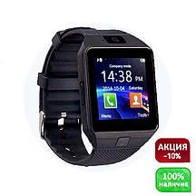 Умные смарт часы Smart watch DZ09 (поддержка сим-карты, камера) сенсорные