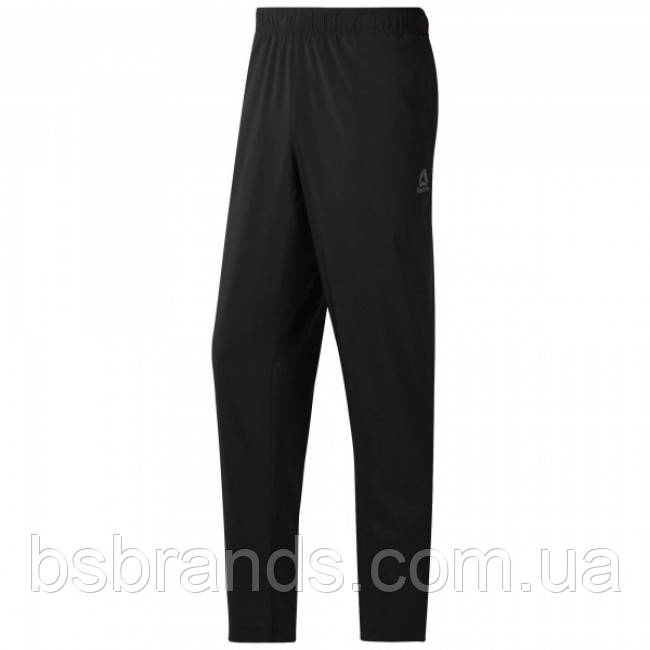 Спортивные брюки Reebok TRAINING ESSENTIALS WOVEN OPEN HEM(АРТИКУЛ: CY4865)