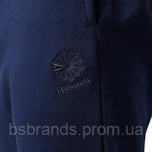 Спортивные брюки Reebok CLASSICS FRANCHISE FLEECE JOGGER(АРТИКУЛ:CV6825), фото 2