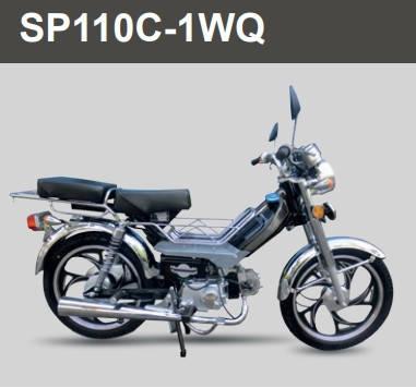 Мотоцикл Spark SP 110C-1WQ, фото 2