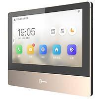 "IP Wi-Fi видеодомофон Hikvision DS-KH8350-WTE1, экран 7"""