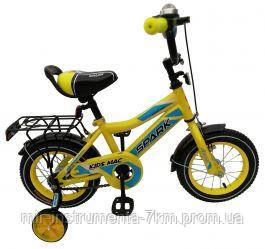 Велосипед SPARK KIDS MAC сталь TV1201-001