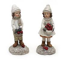 Т Декоративная статуэтка 12.см Детки, 2 вида