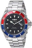 Мужские швейцарские часы Invicta Pro Diver 23384 Инвикта кварцевые водонепроницаемые часы