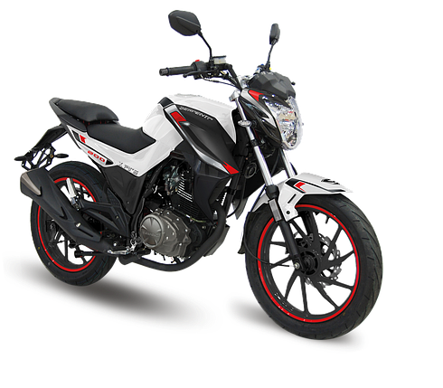 Мотоцикл Spark SP200 R-28, фото 2
