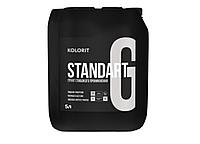 Укрепляющий готовый грунт Kolorit Standart Grund 5л