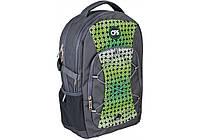 """Школьный рюкзак для мальчиков CFS CF86504 18"""" серый"""