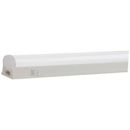 Линейный светодиодный светильник HOROZ HL3011L 16W Т8 матовый 6400К 1156мм 220V Код.58316, фото 2