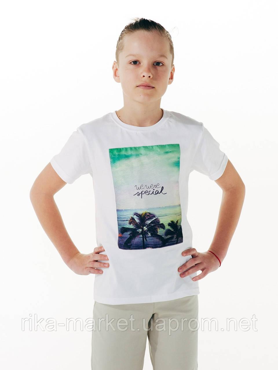 Футболка для мальчика, арт. 110536, возраст от 11 до 14 лет