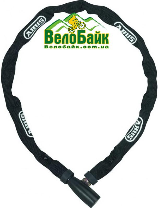 Велозамок ABUS 1500/60 web ланцюг на ключ чорний 563454