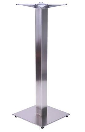 "База Афина Хай (High SB-SR58S) Нержавейка TM ""AMF"", фото 2"