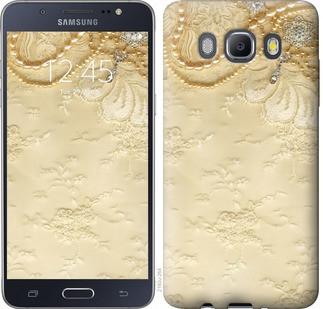 "Чехол на Samsung Galaxy J5 (2016) J510H Кружевной орнамент ""2160c-264-19380"""