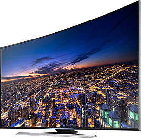 Телевизор Samsung UE55HU8700 (1000Гц, UltraHD 4K, Smart,Wi-Fi, 3D, ДУ Touch Control,изогнутый экран), фото 2
